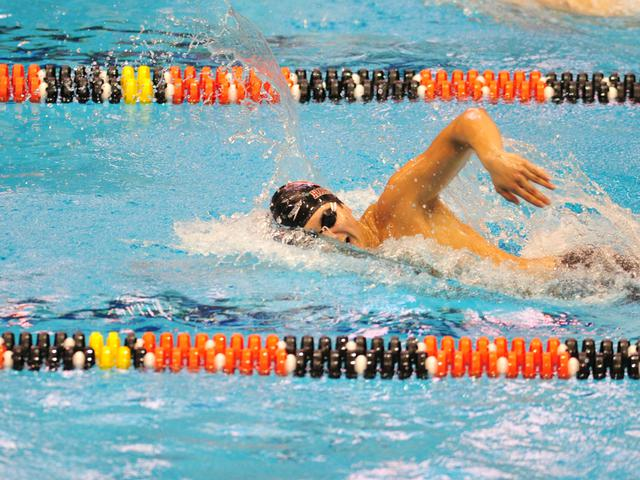 Satterthwaite, Katis and Carbone Compete at U.S. Open Swimming Championships