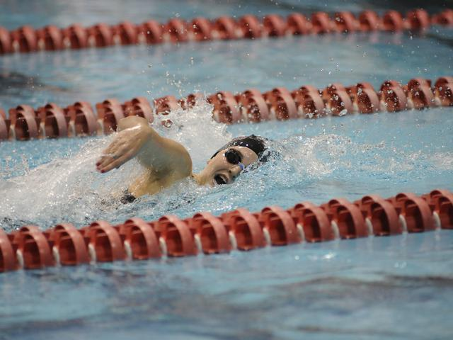 Otto Records Pair of Top 10 Finishes at 2012 U.S. Open Swimming Championships