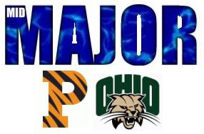 Princeton Men, Ohio Women Capture Mid-Major Titles