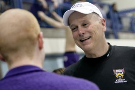 Kenyon Legend Steen to Retire