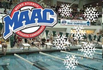 maac championship swim meet buffalo 2015