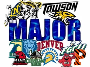 Towson, Navy Lead Mid-Major Ranking