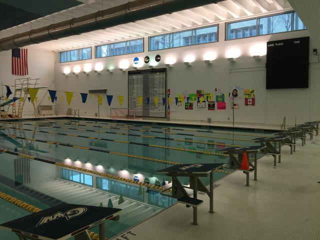 George Washington University Facilities