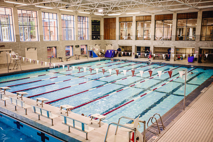 Trinity university texas facilities collegeswimming - Trinity college swimming pool timetable ...