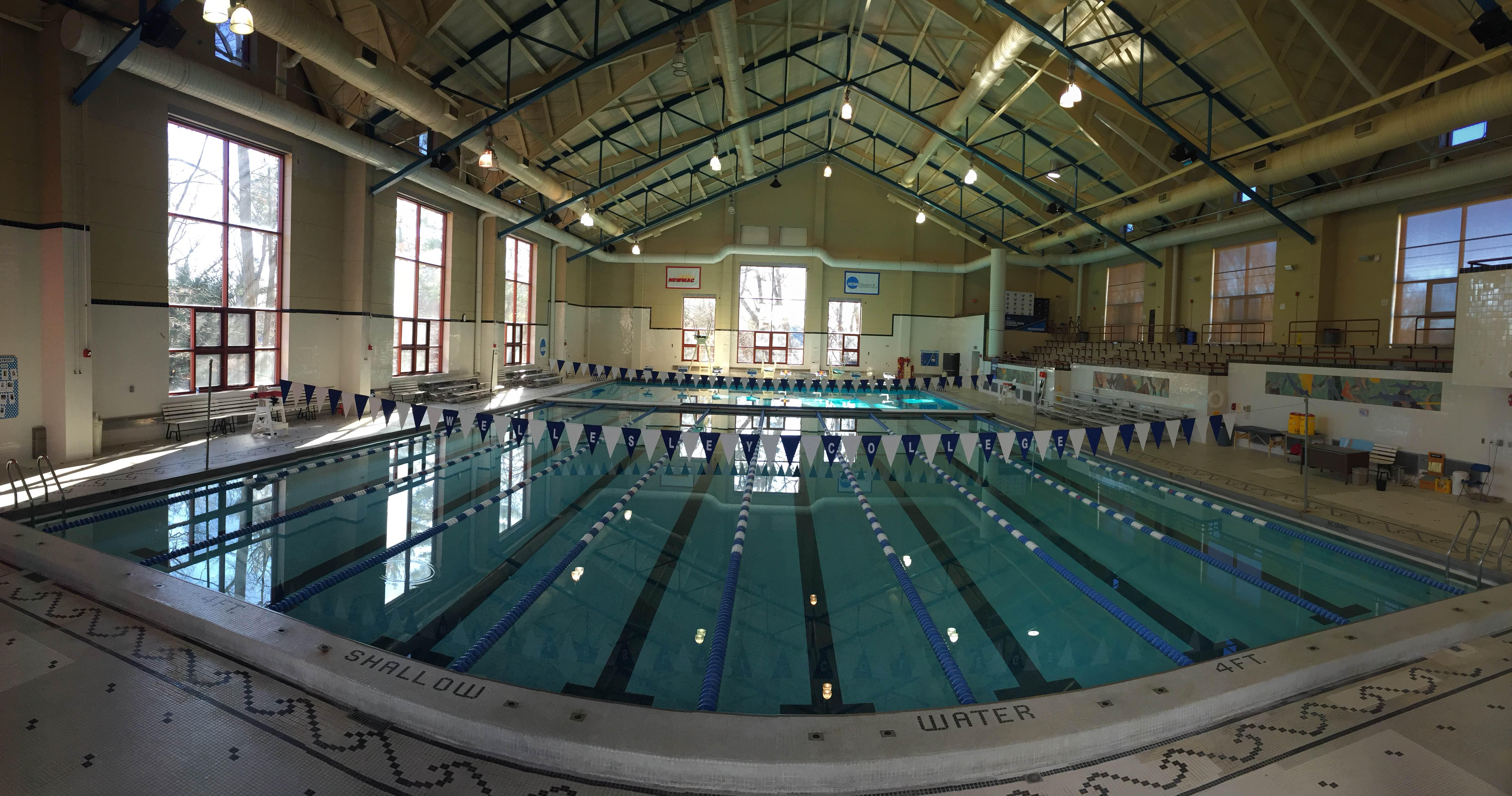 wellesley college facilities