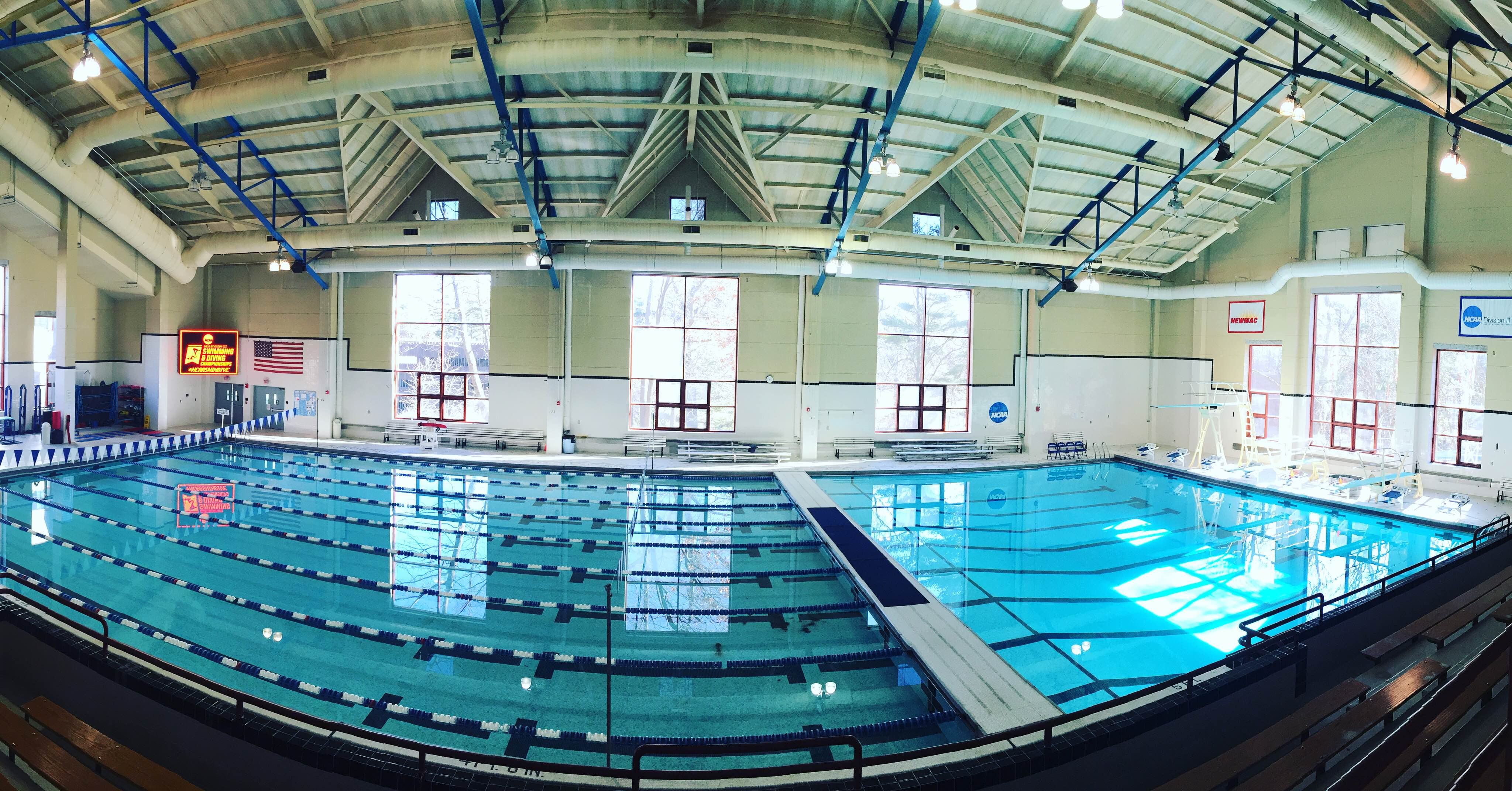wellesley college facilities collegeswimming