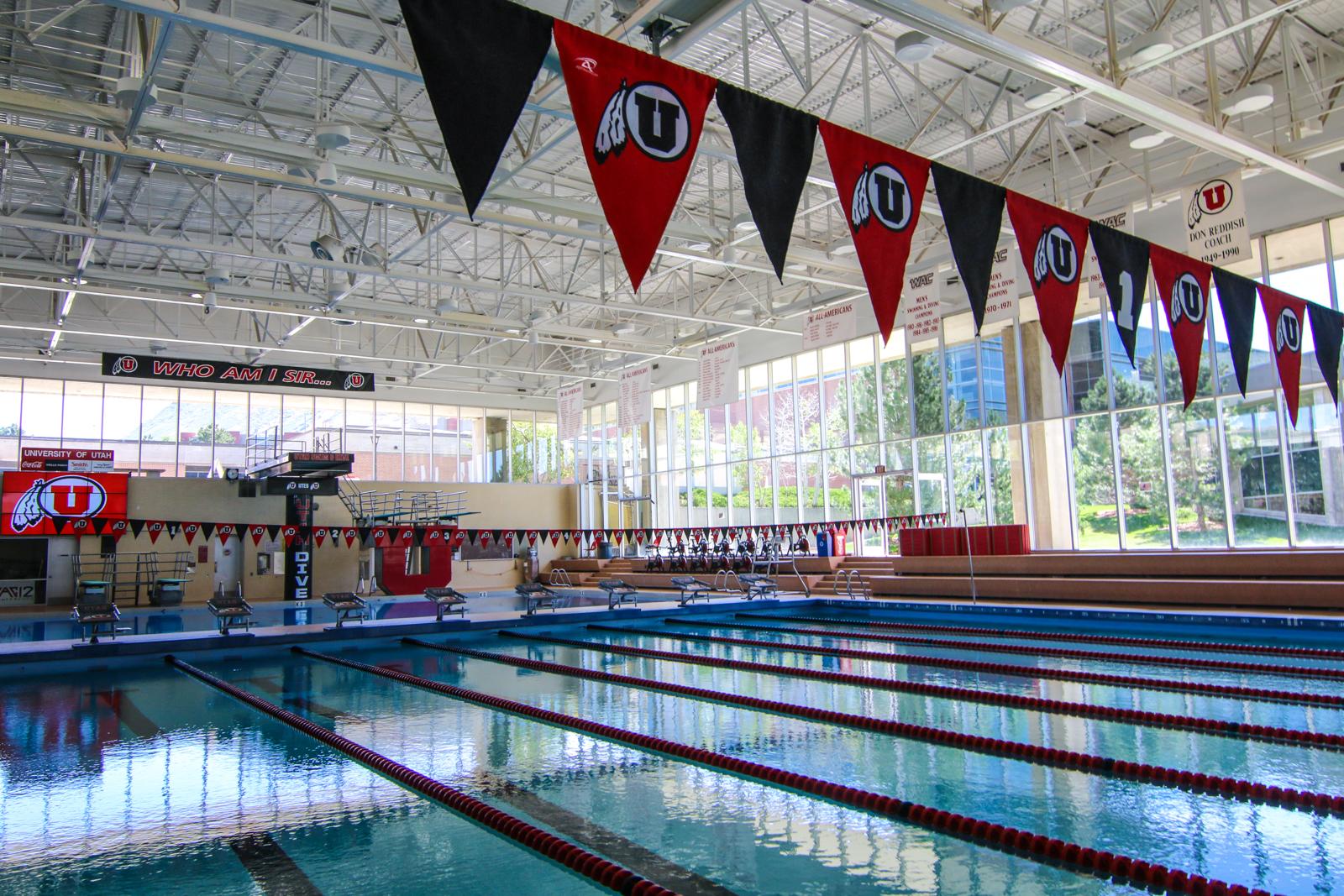University of utah facilities for Indoor pools in utah