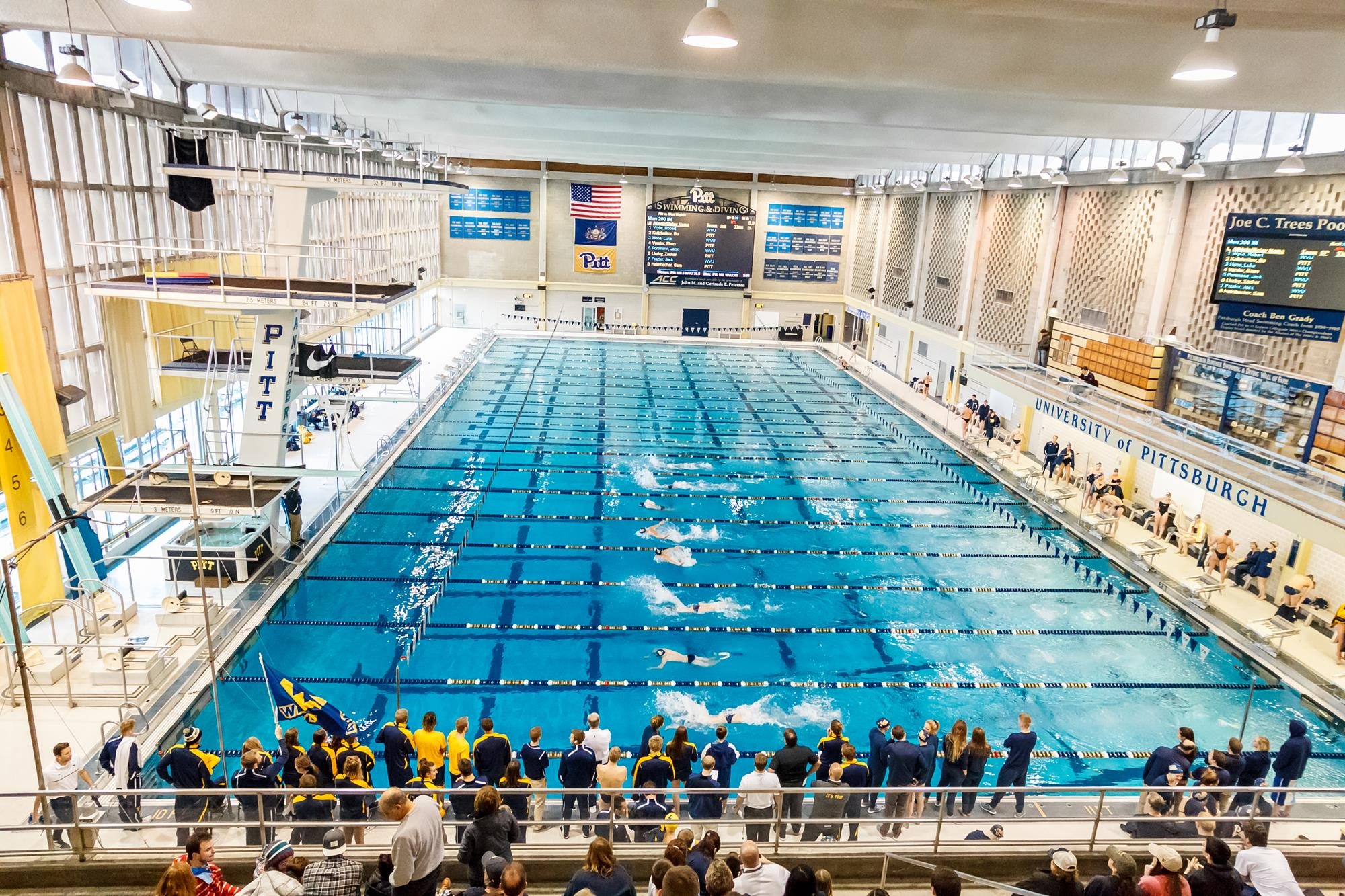 University Of Pittsburgh Facilities Prepswimming