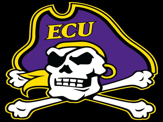 ECU Downs UNCW, Delaware at CAA Pod Meet