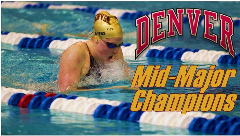 Denver Women Capture First Mid-Major Title