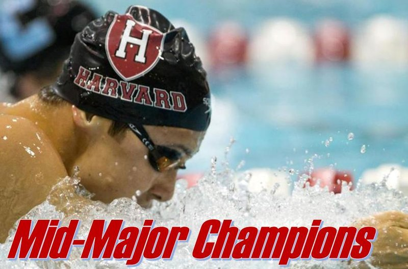 Harvard Men edge Princeton, Penn for Mid-Major Title