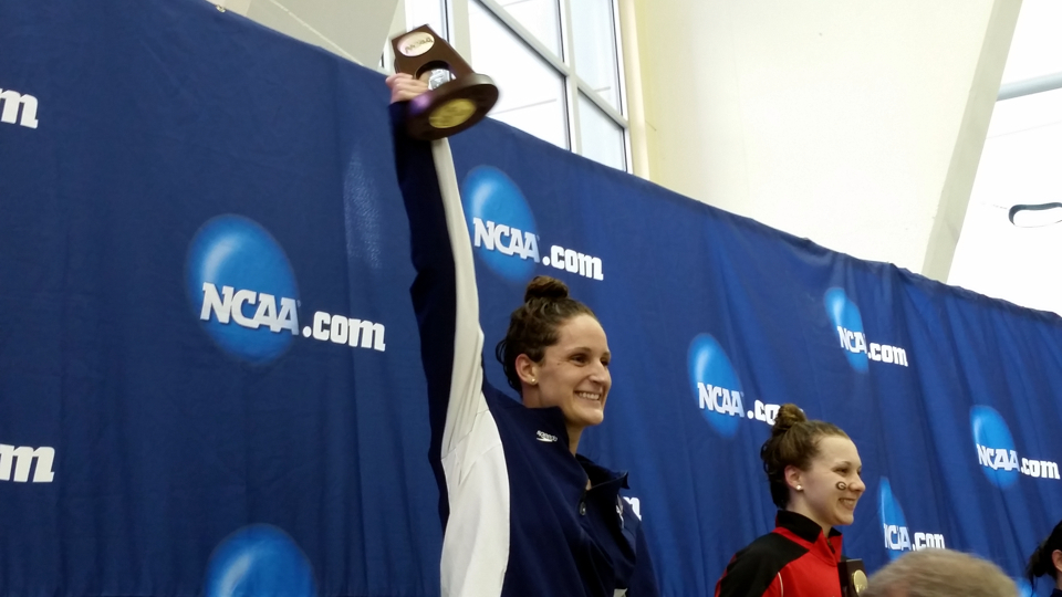 UVA's Smith Leads National Swimming Honors