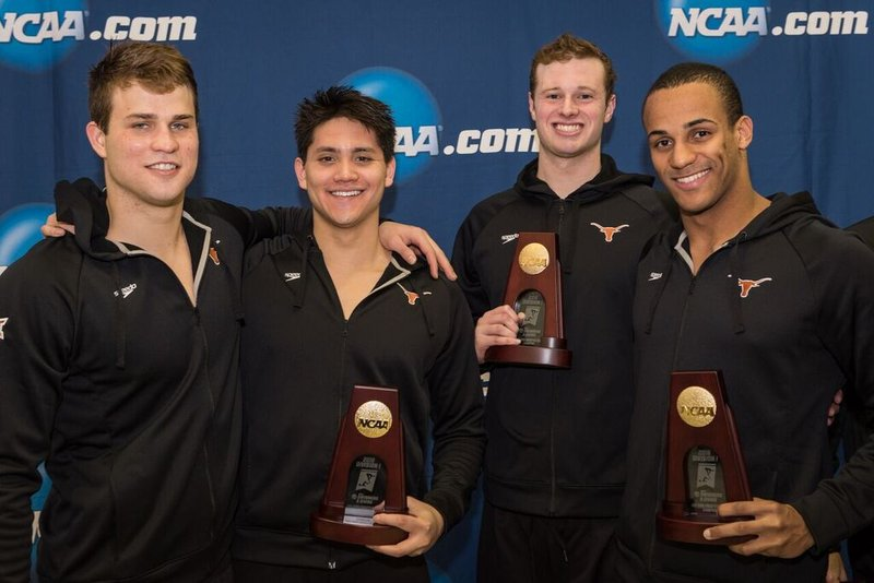 2016 Men's NCAA Swimming & Diving Championships Recap Day 2
