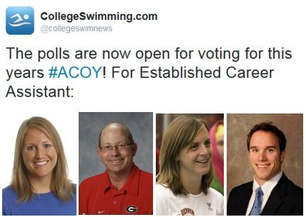 Betz, Christain, Hicken-Franklin & Humphries #ACOY Finalists