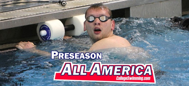 121 Make D2 Preseason All-America Team