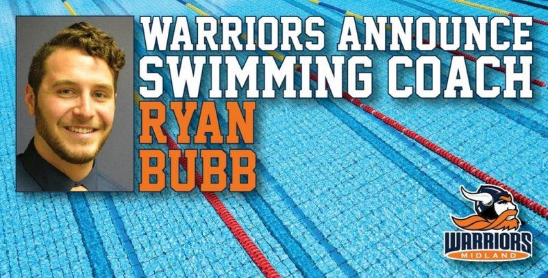 Midland University Adds Swimming, Hires Bubb