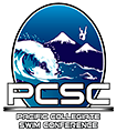 Pacific Collegiate Swim Conference Championships, Night Three