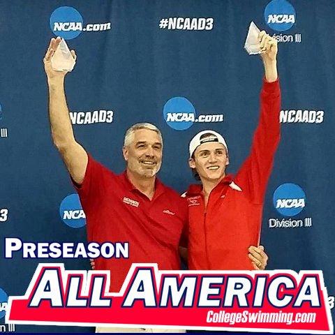 Lindell, Paulson and Wilson Highlight D-3 Preseason All-America Team