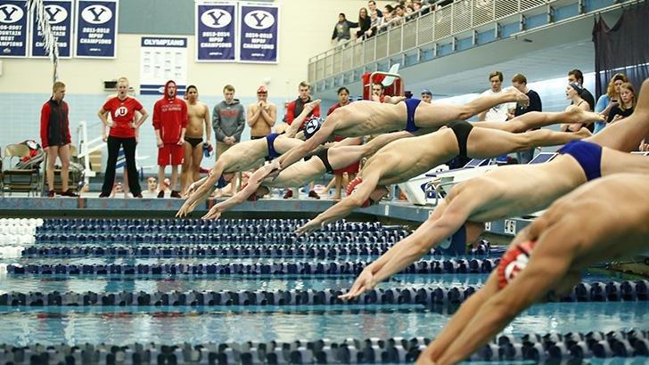 Utah Wins 11 of 15 Races at BYU