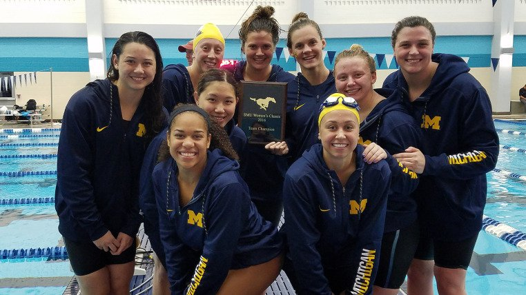 Michigan Tops SMU Classic By One Point