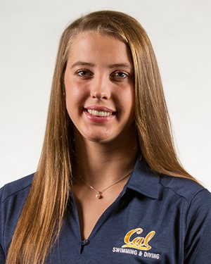 Kathleen Baker Sets Pool Record as Cal Tops USC