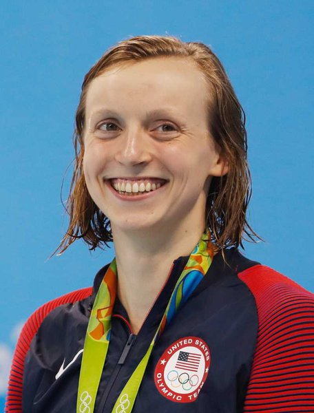 Stanford's Katie Ledecky Crushes 1650 Free American, NCAA Record