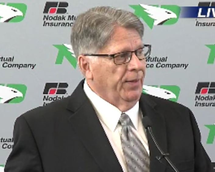 North Dakota Cuts Women's Hockey, Swimming