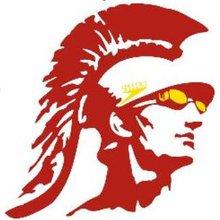 Trojan Swim Club logo