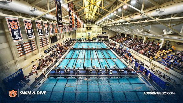 Auburn University Facilities Collegeswimming