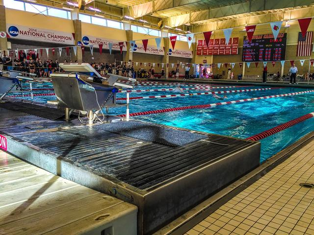 University Of Louisville Facilities Collegeswimming