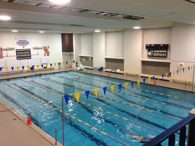 Goucher College Facilities Collegeswimming