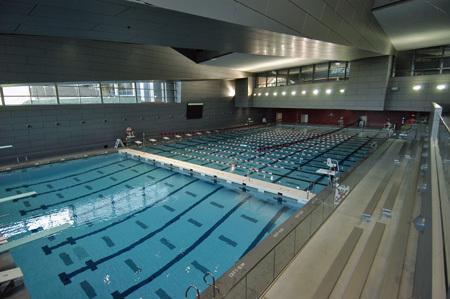 University of cincinnati facilities collegeswimming - University of louisville swimming pool ...