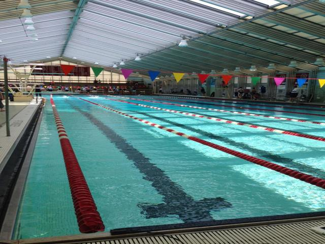 Colgate university facilities for Northeastern pool