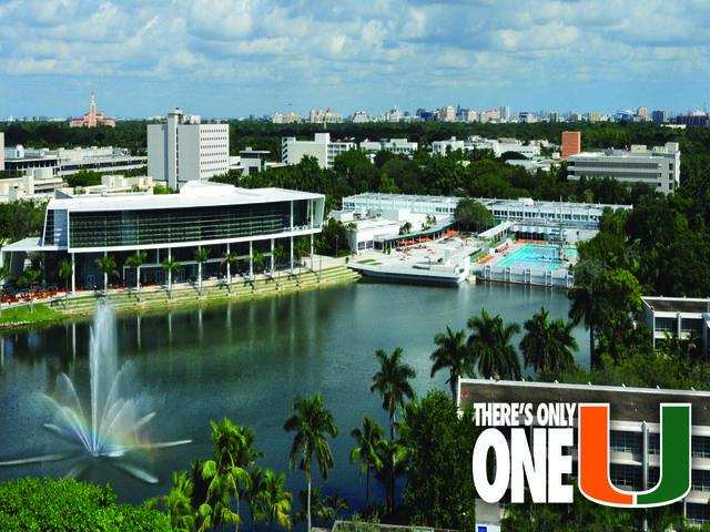 University Of Miami Florida Facilities