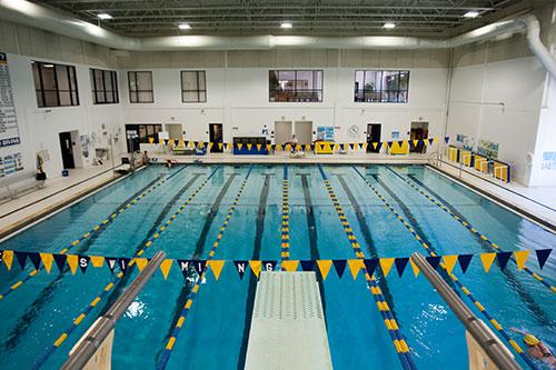 College Swimming Rankings >> Pace University facilities   CollegeSwimming