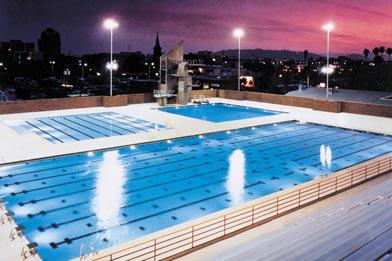 Arizona state university pool