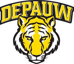 DePauw University logo